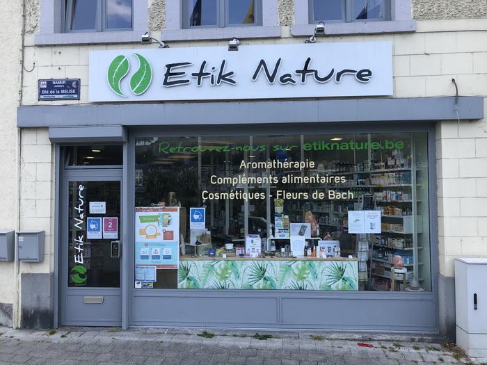 ORTRES Aromachologie & cosmetic - ETIK NATURE